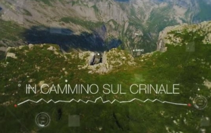 """Presentazione reportage RSI """"In cammino sul crinale - La via alta della Valle Maggia"""" e """"Via Alta Idra"""""""