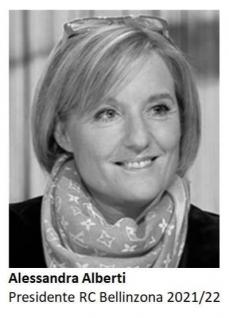 Alessandra Alberti - Presidente 2021/22